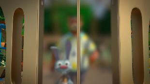 10 друзей Кролика Сезон-1 Вторжение