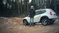 AcademeG Offroad Offroad - УАЗ Патриот, Duster, Pajero Sport, Frontera на бездорожье