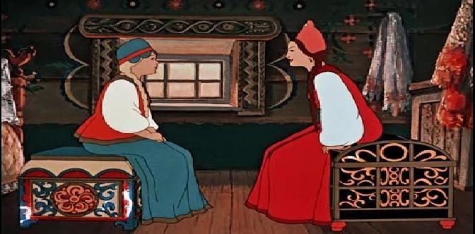 Смотреть Аленький цветочек. Советский мультфильм. Сказка С.Т. Аксакова.