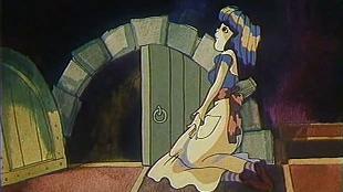 Алиса в Стране Чудес Сезон-1 Серия 1.
