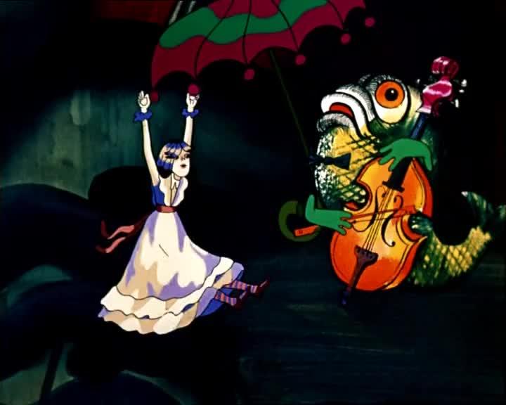 Алиса в Стране Чудес Алиса в Стране Чудес Серия 1
