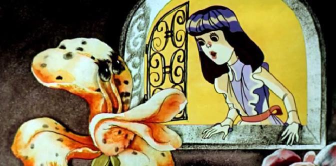 Смотреть Алиса в Зазеркалье