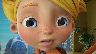 Алиса знает, что делать! Сезон-1 Серия 15. Часть 1. «Энергия прошлого»
