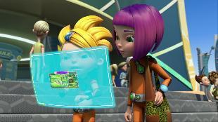 Алиса знает, что делать! Сезон-1 Серия 21. Часть 1. «Зелёная месть»