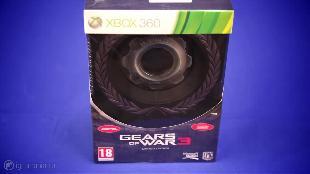 Анбоксинг Сезон-1 Gears Of War 3 - Распаковка  ограниченное издание