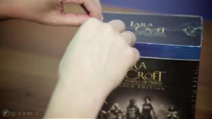 Анбоксинг Сезон-1 Lara Croft and the Temple of Osiris Gold Edition - Распаковка