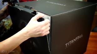 Анбоксинг Сезон-1 Titanfall - Распаковка  коллекционное издание