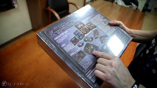 Анбоксинг Сезон-1 World of Warcraft  Warlords of Draenor Collector s Edition - Распаковка