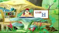 Английский алфавит для детей Сезон-1 Выпуск 8. Буква H