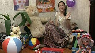 Английский язык для детей Сезон-1 Серия 1. Мои игрушки