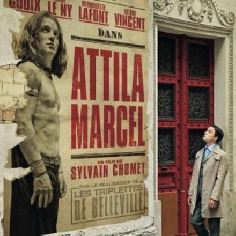 Смотреть «Аттила Марсель» от создателя культового мульта «Трио из Бельвилля»