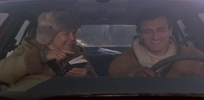 Смотреть Автостоп (1990)