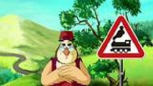 Азбука дорожной безопасности Сезон-1 Выпуск 10