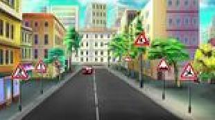 Азбука дорожной безопасности Сезон-1 Выпуск 4