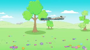 Бадики Сезон-1 На верхушке дерева