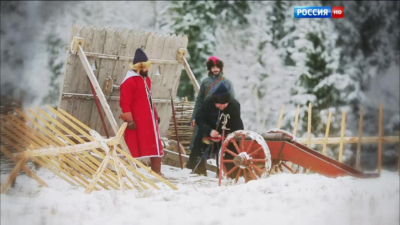 Смотреть Бастионы России. Смоленск