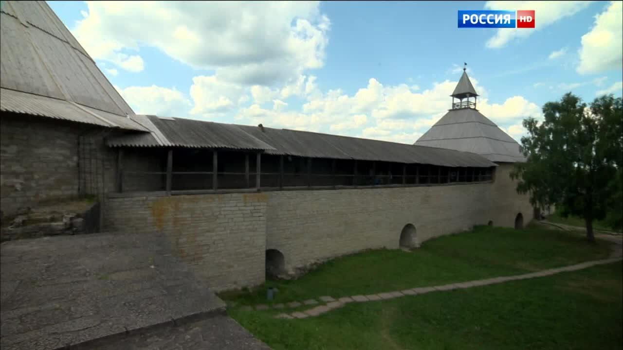 Смотреть Бастионы России. Старая Ладога