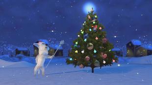 Белка и Стрелка: Озорная семейка  Сезон-1 Серия 22. Настоящий Дед Мороз
