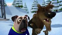 Белка и Стрелка: Озорная семейка Сезон-1 Скорость мысли