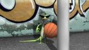 Бернард Сезон-1 Баскетбол