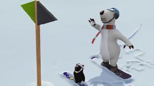 Бернард Сезон-2 Сноуборд