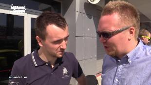 Большой тест-драйв Сезон-1 Lamborgini Aventador
