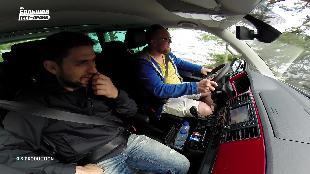 Большой тест-драйв Сезон-1 Volkswagen Multivan T6