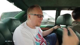 Большой тест-драйв. Б/У Сезон-1 Maserati Quattroporte 4
