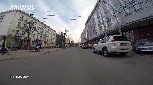 Большой тест-драйв. Оставь свой след на дорогах России Сезон-1 Тула