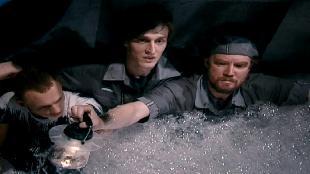 Бункер, или Ученые под землей Сезон 1 серия 3