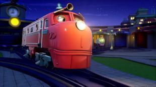 Чаггингтон: Веселые паровозики. Медальный зачет. Сезон-1 Пожарный инспектр