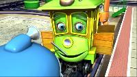 Чаггингтон: Веселые паровозики Сезон-4 Брюстер и его команда