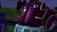 Чаггингтон: Веселые паровозики Сезон-4 Как класть рельсы