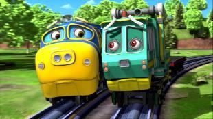 Чаггингтон: Веселые паровозики Сезон-4 Туннель в Туттингтон