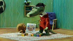Чебурашка и крокодил Гена Сезон-1 Чебурашка идет в школу
