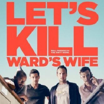 Смотреть Черная-причерная комедия «Убъем жену Уорда»
