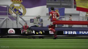 Что-то не так! Сезон-1 Глюки FIFA 15