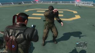 Что-то не так! Сезон-1 Глюки Metal Gear Solid V