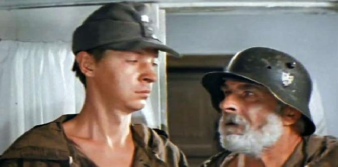 Смотреть Дачная поездка сержанта Цыбули
