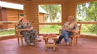 Дачные истории с Татьяной Пушкиной Сезон-1 Людмила Рюмина