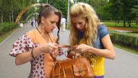 Даёшь молодёжь! Марина и Диана Дамская сумочка
