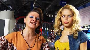 Даёшь молодёжь! Марина и Диана Силомер