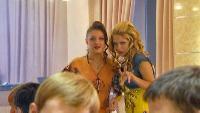 Даёшь молодёжь! Марина и Диана Высший пилотаж