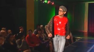 Даёшь молодёжь! Метросексуалы Данила и Герман Благотворительный показ мод