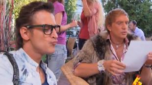 Даёшь молодёжь! Метросексуалы Данила и Герман Данила, пошёл ты...!