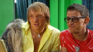 Даёшь молодёжь! Метросексуалы Данила и Герман Герои дня