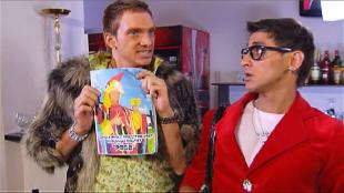 Даёшь молодёжь! Метросексуалы Данила и Герман Куриный паштет