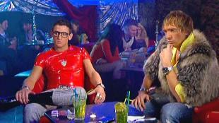 Даёшь молодёжь! Метросексуалы Данила и Герман Модная кухня