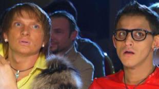 Даёшь молодёжь! Метросексуалы Данила и Герман Показ мод