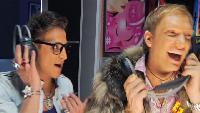 Даёшь молодёжь! Метросексуалы Данила и Герман Скандал на радио